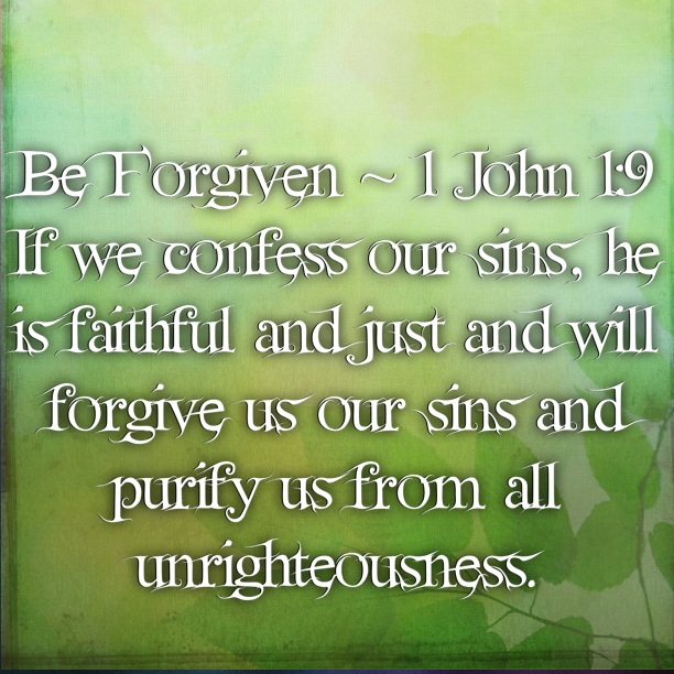 1 John 1:9